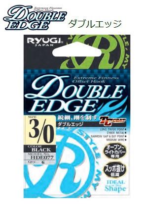 ●リューギ Ryugi  ダブルエッジ オフセットフッ...