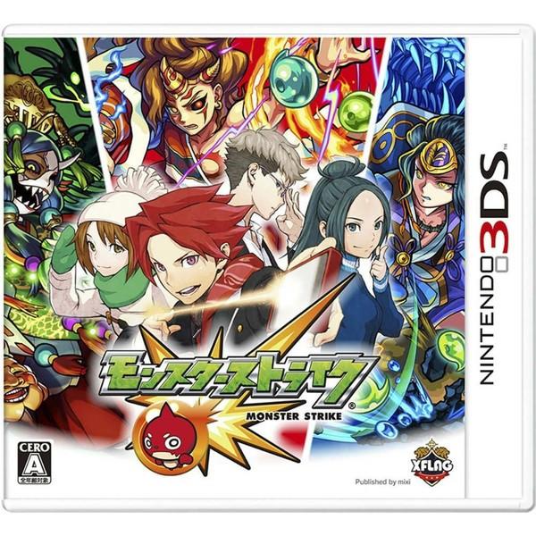[100円便OK]【新品】【3DS】モンスターストライク...