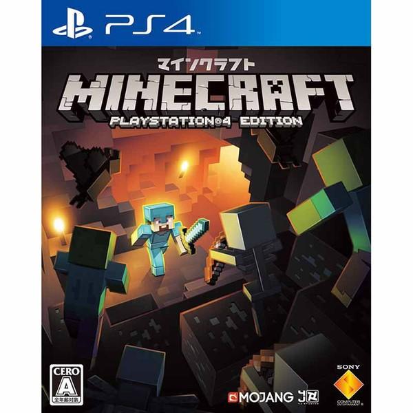 在庫あり☆[100円便OK]【新品】【PS4】Minecraft:...