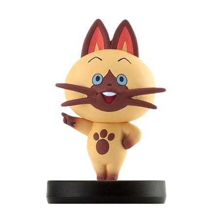 【新品】【WiiUHD】amiibo ナビル モンスターハン...