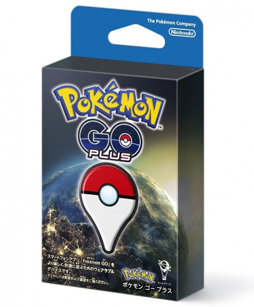 【新品】【ETC_G】Pokemon GO Plus (ポケモン GO ...