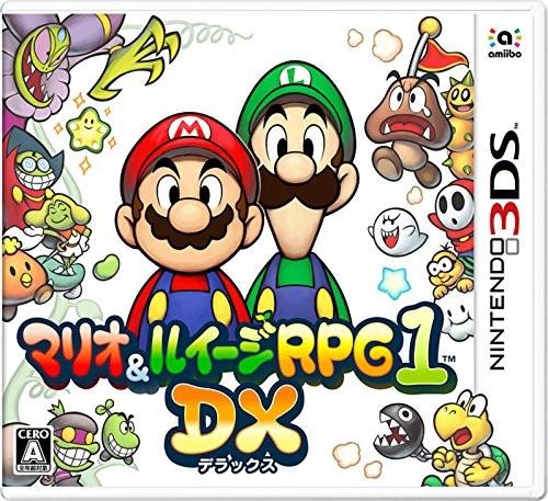 [100円便OK]【新品】【3DS】マリオ&ルイージRPG1 ...