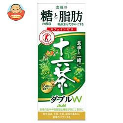 【送料無料】アサヒ飲料 食事と一緒に十六茶W(ダ...