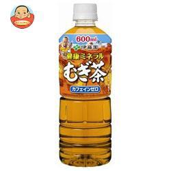 【送料無料】伊藤園 健康ミネラルむぎ茶 600mlペ...