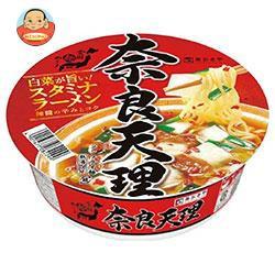 【送料無料】寿がきや全国麺めぐり奈良天理ラーメン115g×12個入
