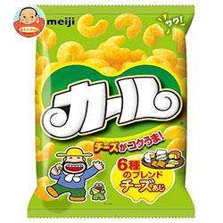 【送料無料】明治カールチーズあじ64g×10袋入