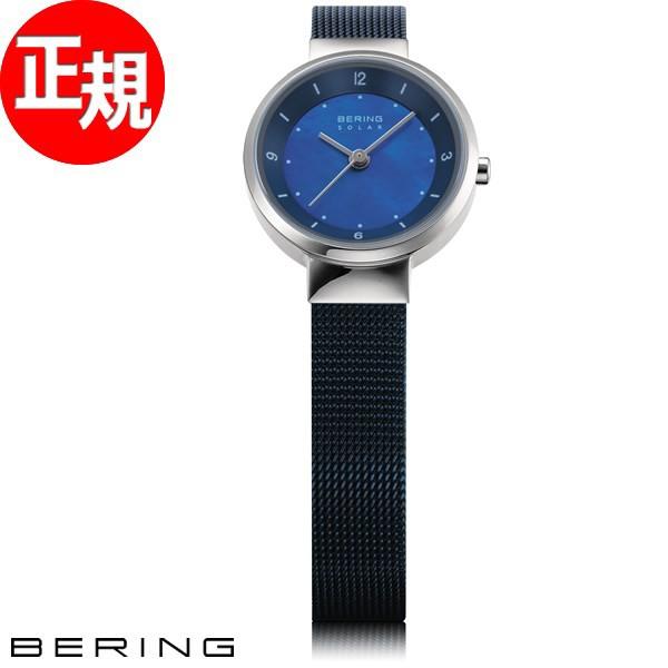 ベーリング BERING ソーラー 腕時計 レディース 1...