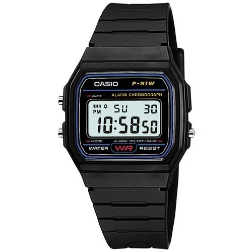 CASIO カシオ スタンダード 腕時計 ブラック デジ...