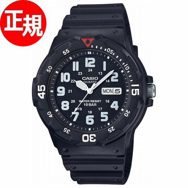 カシオ CASIO スタンダード 腕時計 メンズ MRW-20...