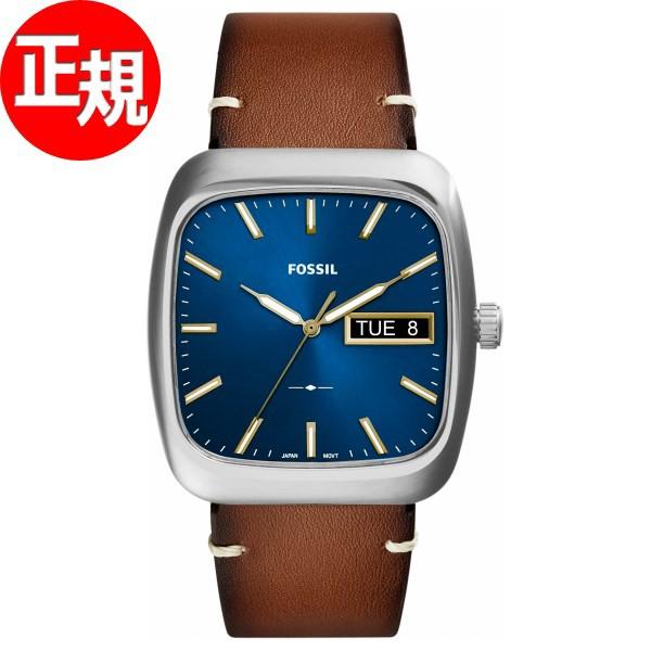 フォッシル FOSSIL 腕時計 メンズ RUTHERFORD FS5...