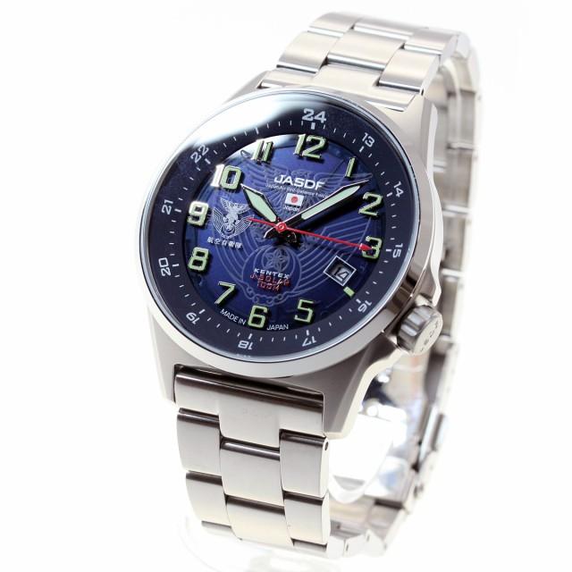 ケンテックス KENTEX ソーラー 腕時計 メンズ JSD...