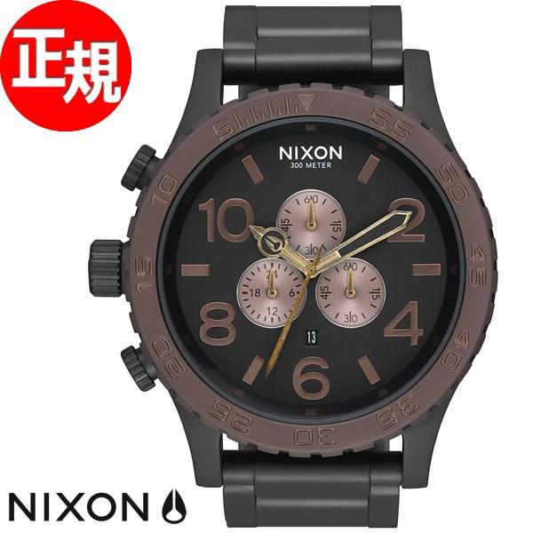 ニクソン NIXON 51-30 クロノ CHRONO 腕時計 メン...