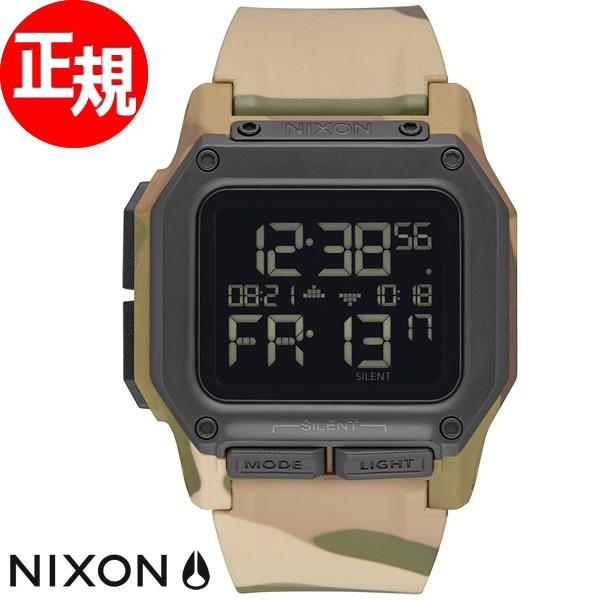 ニクソン NIXON レグルス REGULUS 腕時計 メンズ ...