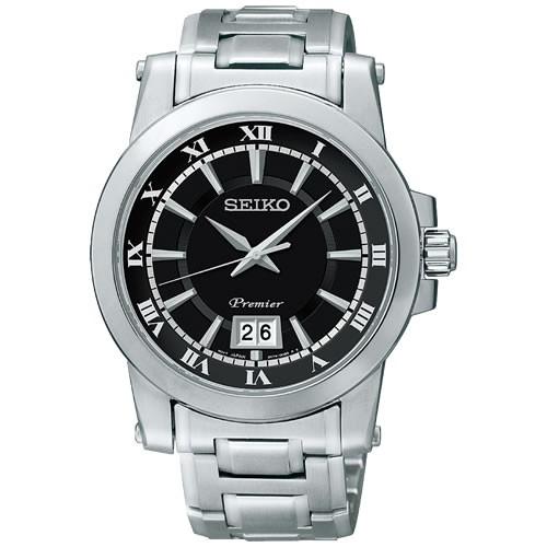 セイコー プルミエ SEIKO Premier 腕時計 メンズ ...