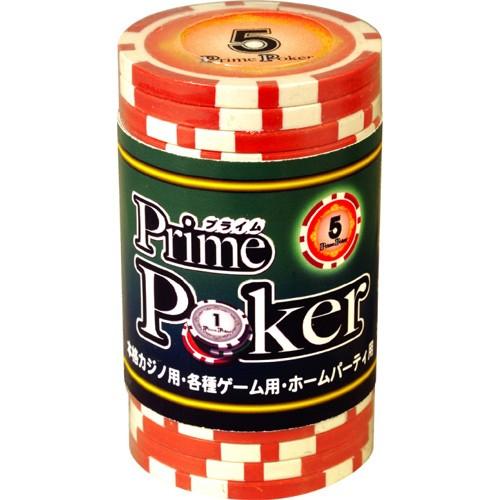 プライムポーカー チップ ( 5 ) 20枚セット 【...