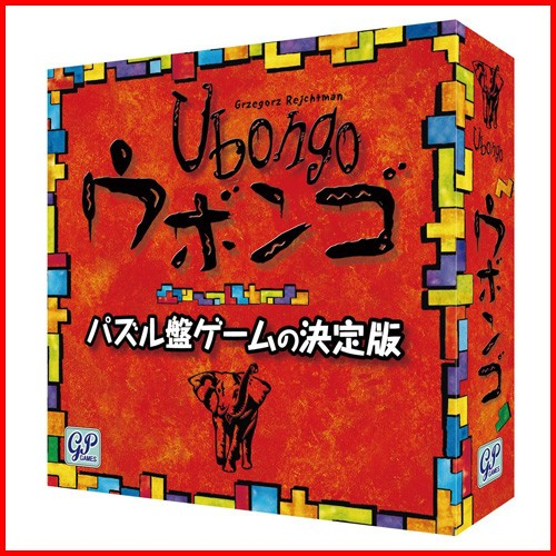 Ubongo ウボンゴ スタンダード版 【ボードゲーム ...