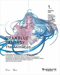[DVD] GRANBLUE FANTASY The Animation 1(完全生...