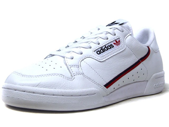 "adidas CNTNTL 80 ""LIMITED EDITION"" BLK/RED/W..."