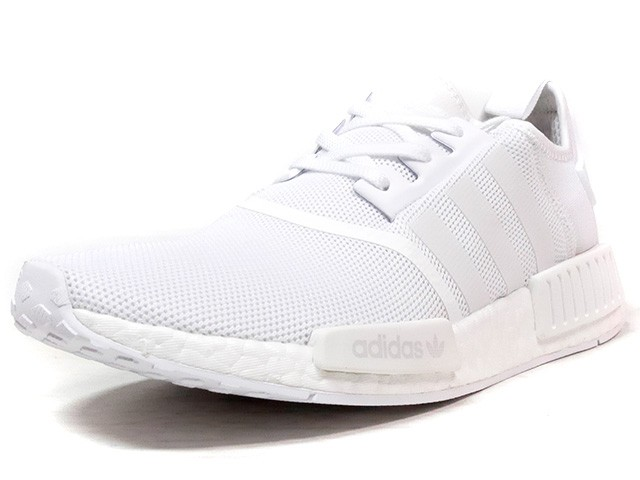 "adidas NMD R1 ""TRIPLE WHITE"" ""LIMITED EDITION..."