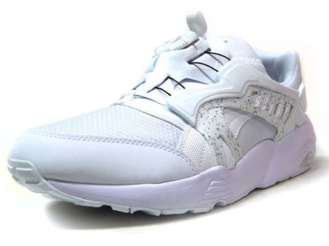 "Puma DISC BLAZE ""KA LIMITED EDITION"" WHT/WHT..."