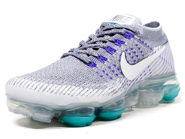 "NIKE (WMNS) AIR VAPORMAX FLYKNIT ""GRAPE"" ""LIM..."
