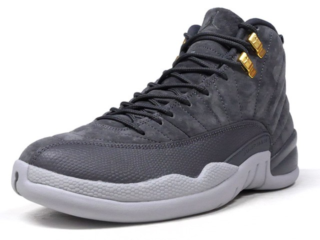 "NIKE AIR JORDAN 12 RETRO ""DARK GREY"" ""MICHAEL..."