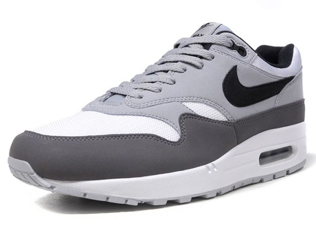 """NIKE AIR MAX 1 """"LIMITED EDITION for NSW BEST"""" WHT/GRY/C.GRY/BLK (AH8145-101)"""