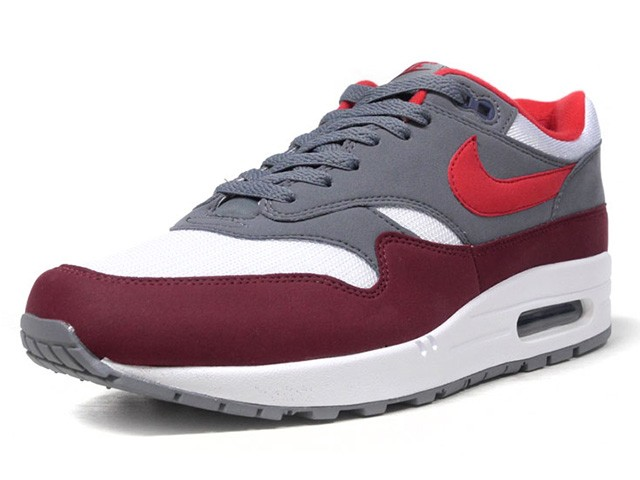 """NIKE AIR MAX 1 """"LIMITED EDITION for NSW BEST"""" WHT/C.GRY/RED (AH8145-100)"""