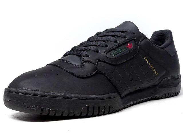 """adidas YEEZY POWERPHASE """"CORE BLACK"""" """"KANYE W..."""