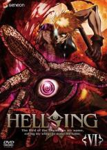 cs::HELLSING ヘルシング VI 6 中古DVD レンタル...