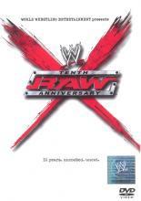 WWE RAW 10th アニバーサリー 中古DVD レンタル落...