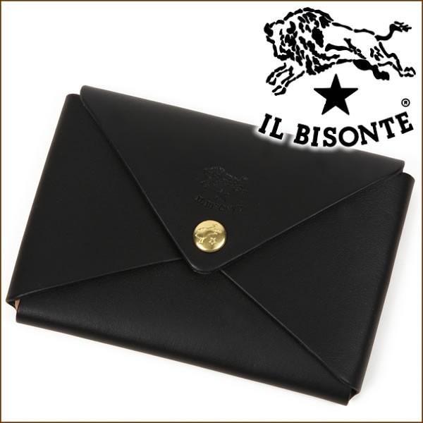 イルビゾンテ カードケース 名刺入れ IL BISONTE ...