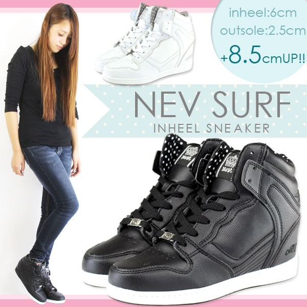 送料無料 NEV SURF  nev-801 レディース ジュニア...