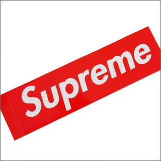 (新品)SUPREME(シュプリーム)Box Logo StickerR...