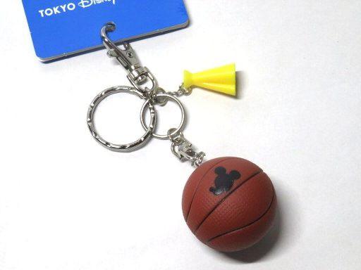 ディズニーリゾート限定 ミッキーのバスケ キー...