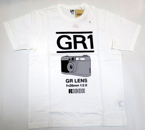 UT ユニクロ GRI Tシャツ L