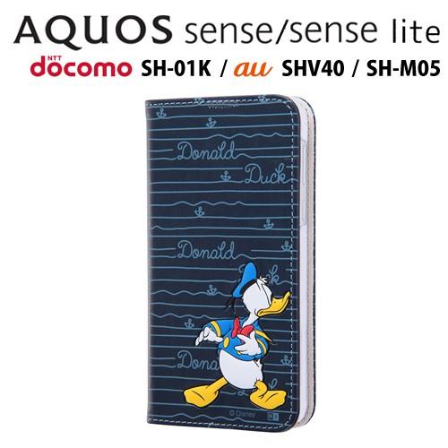 ☆ ディズニー AQUOS sense(SH-01K/SHV40)/AQUOS ...