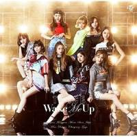 CD / TWICE / Wake Me Up (通常盤)