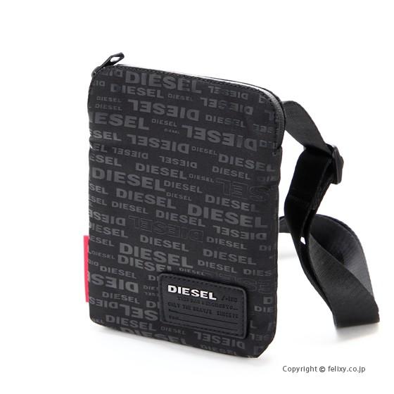 ディーゼル DIESEL ショルダーバッグ X04815 PR02...