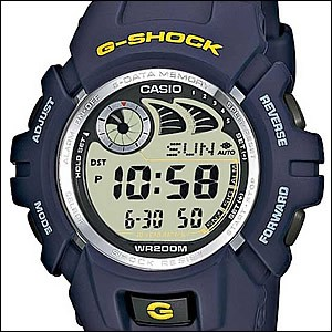 海外CASIO 海外カシオ 腕時計 G-2900F-2 メンズ ...