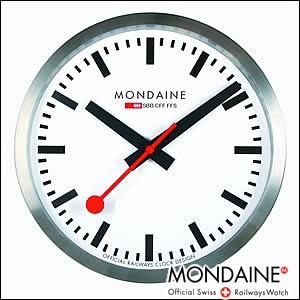 MONDAINE モンディーン クロックA995.CLOCK.16SBB...