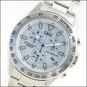 Q&Q キュー&キュー 腕時計 H022-201 メンズ ソー...