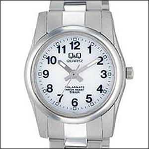 Q&Q 腕時計 キュー&キュー 時計 H971-204 レディ...