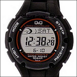 Q&Q 腕時計 キュー&キュー 時計 MHS6-300 メンズ ...