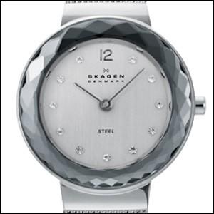 SKAGEN スカーゲン 腕時計 456SSS レディース ス...
