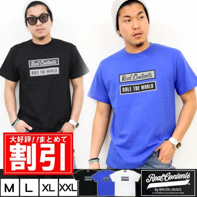 REALCONTENTS(リアルコンテンツ) Tシャツ メンズ ...
