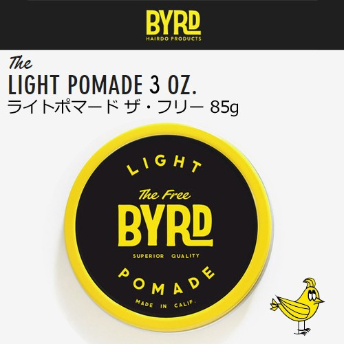 BYRD,バード,ワックス,ポマード,整髪料●BYRD LIG...