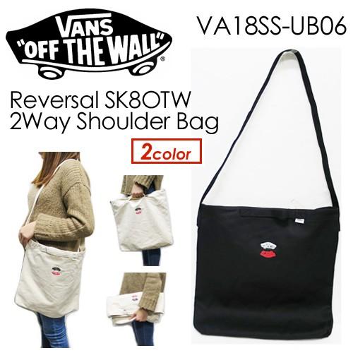 VANS,バンズ,バック,ショルダーバッグ,鞄,3Way,18...
