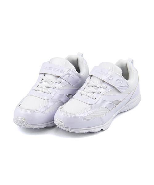 スニーカー 女の子 男の子 キッズ 子供靴 通学靴 ...