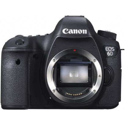 CANON EOS 6D ボディ [デジタル一眼カメラ (2020万画素)]